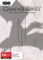 Game of Thrones - The Complete Third Season on DVD
