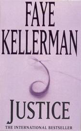 Justice by Faye Kellerman image