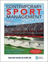 Contemporary Sport Management 6th Edition with Web Study Guide-Loose-Leaf Edition image