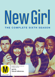 New Girl: The Complete Sixth Season on DVD