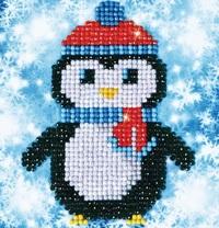 Diamond Dotz: Facet Art Kit - Christmas Penguin