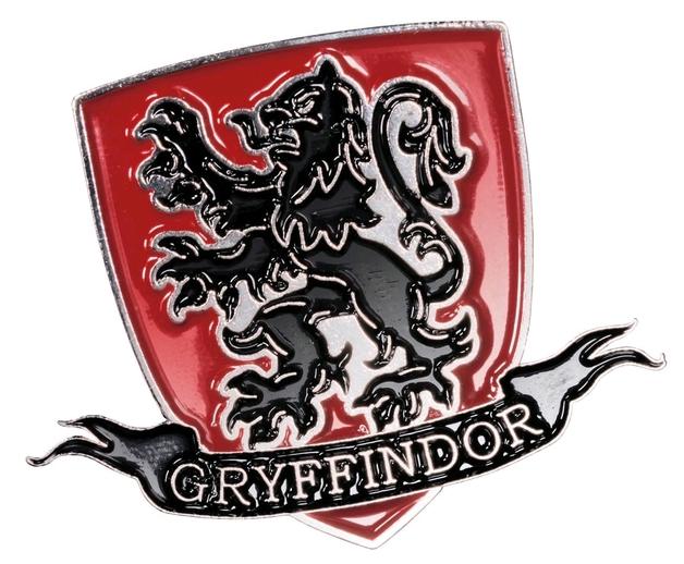 Harry Potter - Gryffindor Logo Enamel Pin