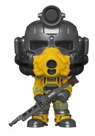 Fallout - Excavator Armor Pop! Vinyl Figure