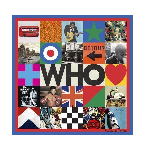 Who by The Who