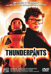 Thunderpants on DVD