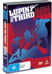 Lupin The Third: Secret Of Mamo on DVD