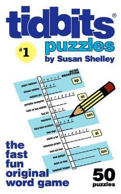 Tidbits(r) Puzzles #1 by Susan Shelley image