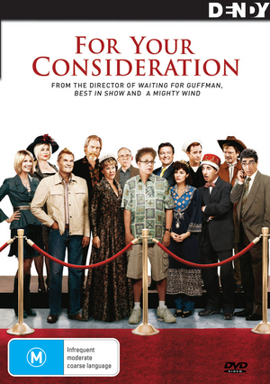 For Your Consideration on DVD image