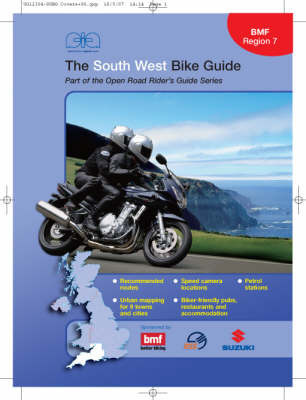 The South West Bike Guide by Freddie Talberg