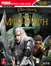 LOTR: The Battle for Middle Earth 2 - Prima Official Guide