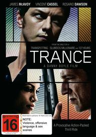 Trance on DVD