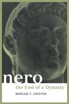 Nero by Miriam Griffin image