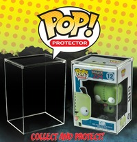 Pop! Protector - Acryllic Box