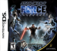 Star Wars: The Force Unleashed for DS image
