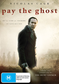 Pay the Ghost on DVD