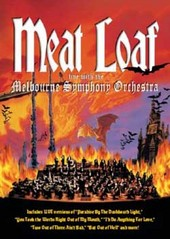 Meat Loaf - Live With The Melbourne Symphony Orchestra (2 Disc Set) on DVD