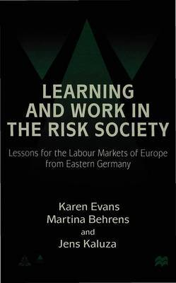 Learning and Work in the Risk Society by Karen Evans