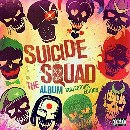 Suicide Squad: The Album (Collector's Edition) image