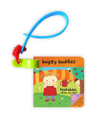 Little Peekaboo Buggy Buddies: Peekaboo, Where are You? image