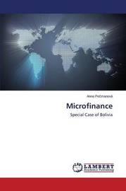 Microfinance by Pe Manova Anna