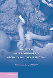 Ancestral Maya Economies in Archaeological Perspective by Patricia A. McAnany image