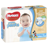 Huggies Ultimate Nappy Pants Bulk - Toddler Boy 10-15kgs (31)