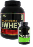 Optimum Nutrition Gold Standard 100% Whey - Cookies & Cream