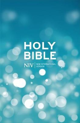 NIV Popular Hardback Bible by New International Version image