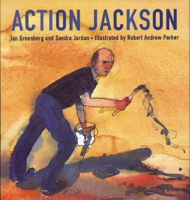 Action Jackson by Jan Greenberg image