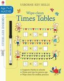 Wipe-Clean Times Tables 7-8 by Holly Bathie