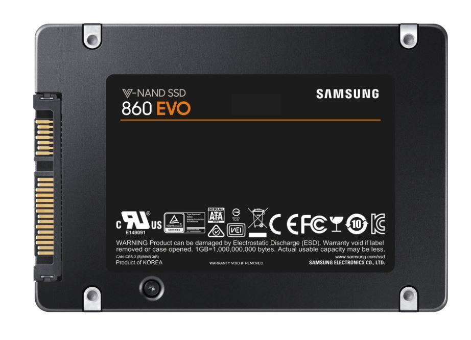 500GB Samsung 860 EVO image