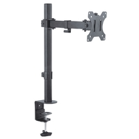 Black Dot 13 - 32in Single Monitor Arm
