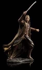 The Hobbit: Lord Elrond Of Rivendell: Dol Guldur - Environment Statue