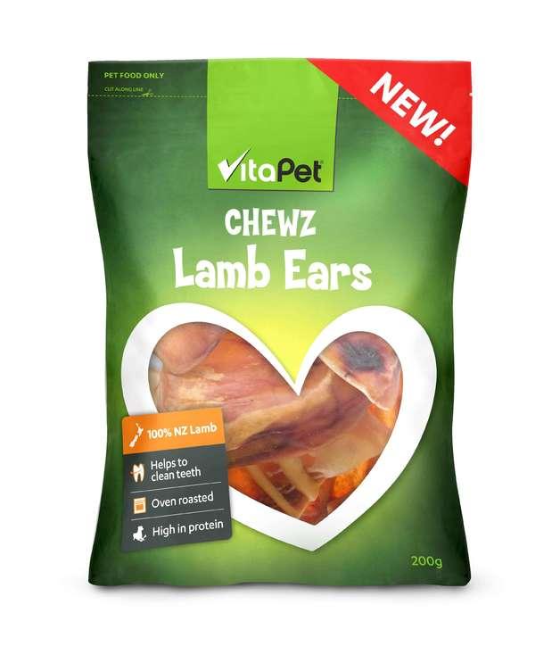 Vitapet: Gourmet Lamb Ears (200g)