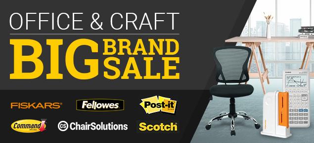 Big Brand Sale!