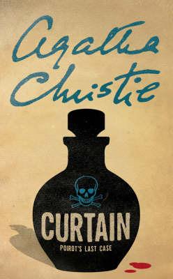 Curtain by Agatha Christie image