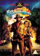 King Solomon's Mines on DVD
