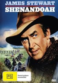 Shenandoah on DVD image