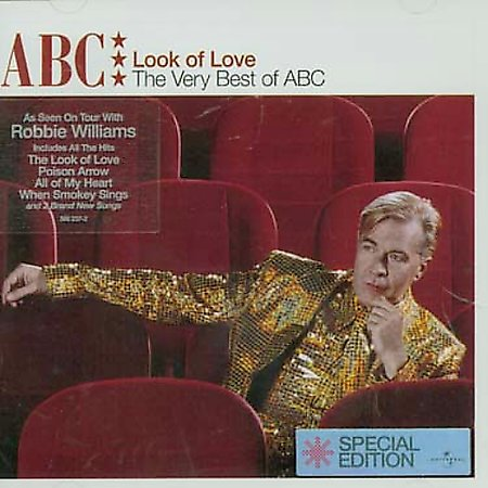 The Look Of Love: The Very Best Of ABC by ABC image