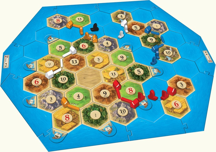 Catan: Seafarers Expansion 5th Edition image