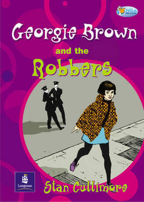 Pelican Hi-lo Readers: Fiction: Year 7-8: Gary Brown and the Robbers by Stan Cullimore image