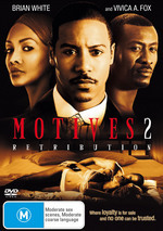 Motives 2 - Retribution on DVD