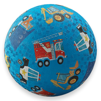 "Crocodile Creek: 5"" Playground Ball - Vehicles"