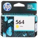 HP 564 Ink Cartridge CB320WA (Yellow)