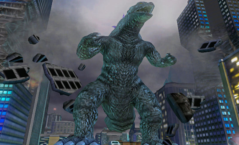 Godzilla: Unleashed for PlayStation 2 image