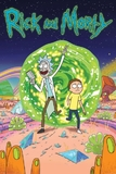 Rick And Morty Portal Maxi Poster (635)