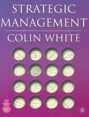 Strategic Management by Colin White image