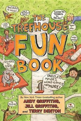 The Treehouse Fun Book by Jill Griffiths