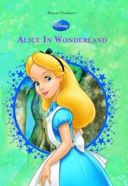 Disney Diecut Classic: Alice in Wonderland by Parragon Books Ltd image