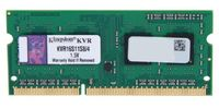 4GB Kingston 1600MHZ DDR3 NON-ECC CL11 SODIMM Single Rank X8